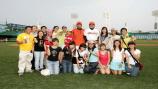 57. 대전대 외교통상부 지원 한국 아세안 국제 대학 교육 프로그램에 참가한 학생들